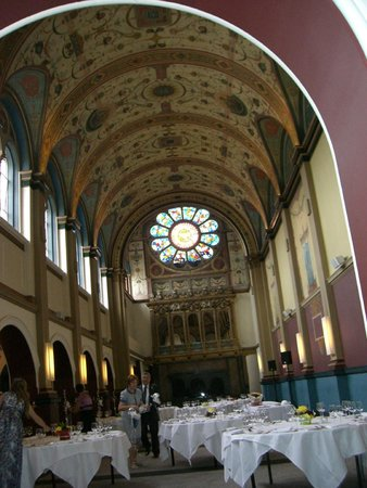 De Vere Beaumont Estate: The Chapel