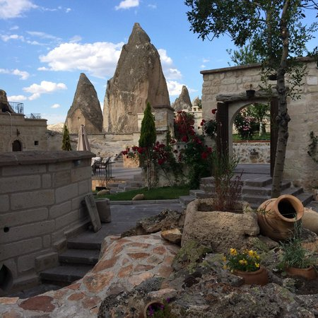 Cappadocia Cave Suites: Around the hotel