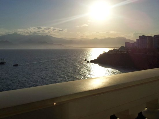 La Boutique Hotel Antalya: looking on the nearby area