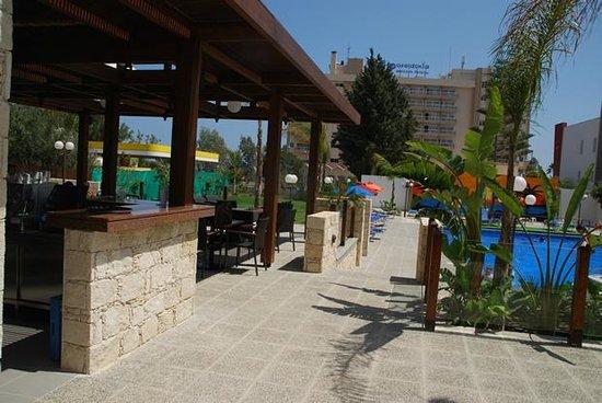 Caravel Hotel : Palm Pool bar