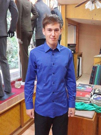 Ash Tailor Samui : Cotton shirt