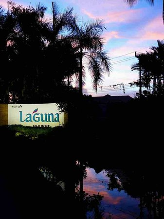 Laguna Holiday Club Phuket Resort: Entrance to Resort Complex from the town