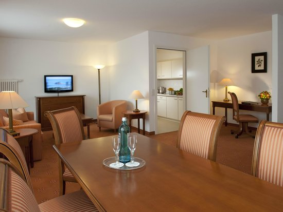 Victor's Residenz Hotel Berlin : Junior Suite