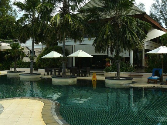 Laguna Holiday Club Phuket Resort: Swimming Pool Area