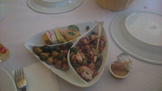 Restaurante a Sardinha : Starters
