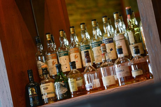 Banff Springs Hotel: The Whisky Lounge