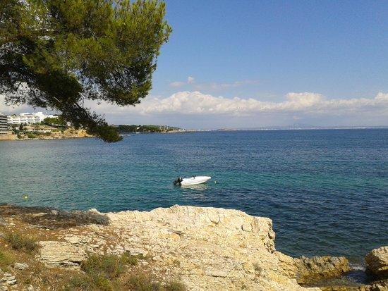 Ponent Mar: Рядом с нашим пляжом