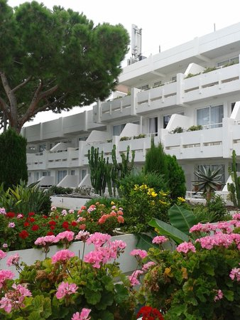Ponent Mar: Отель