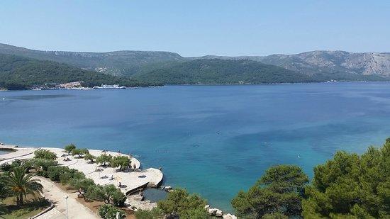 Hotel Arkada: Rom View