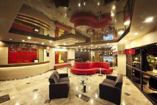 Volley Hotel Izmir : LOBBY