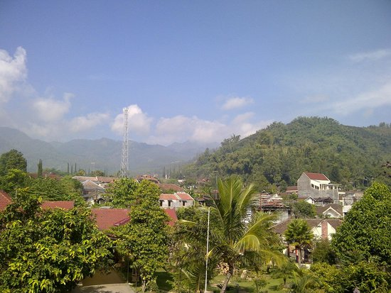 Seulawah Resort & Cafe : View from room