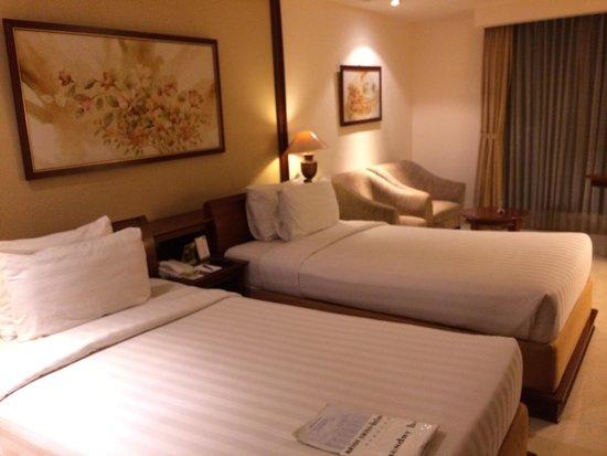 Arion Swiss-Belhotel Bandung: The room