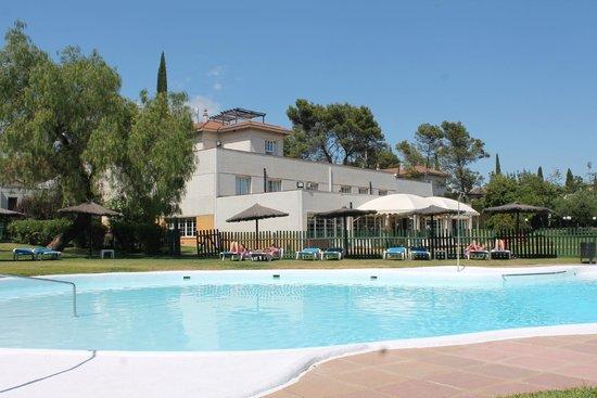 Ayre Hotel Cordoba: piscine