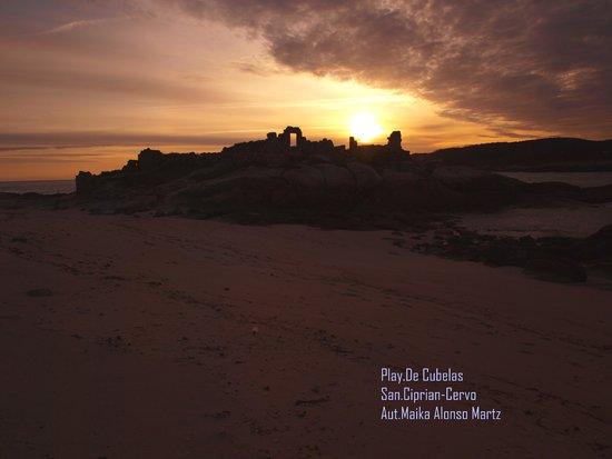 Cervo, Spain: Castillo Tenebroso