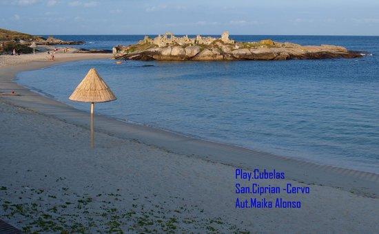 Cervo, Spain: Play. De Cubelas de mañana