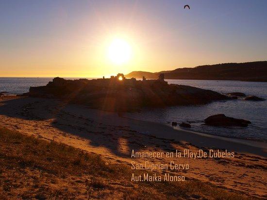 "Cervo, Spain: Play. De Cubelas ""luces y sombras"""