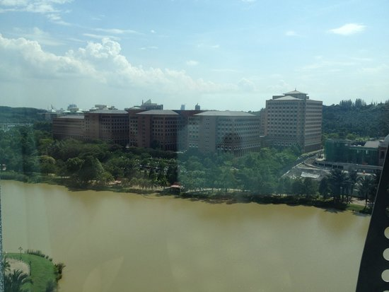The Everly Putrajaya: View from room