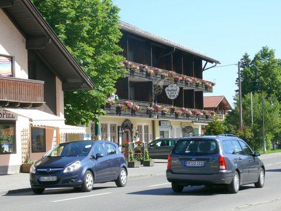 Landgasthof Zur Post : das Hotel !!!!!