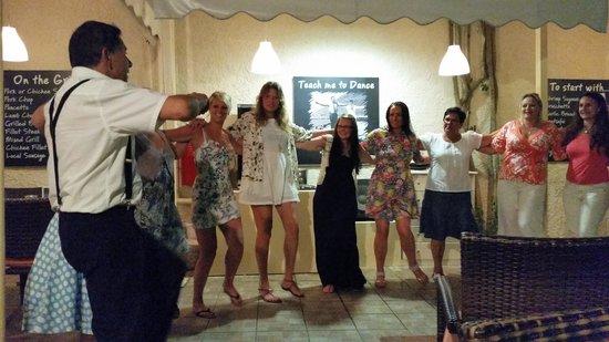 Hotel Telesilla: Greek Dancing