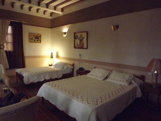 Hotel Ksar Assalassil: La Suite