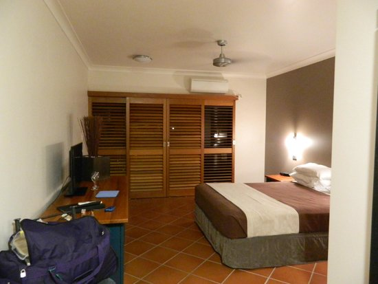 Sovereign Resort Hotel Cooktown: Room