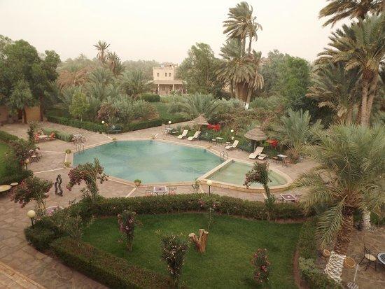 Hotel Ksar Assalassil : Vu du Balcon de la suite