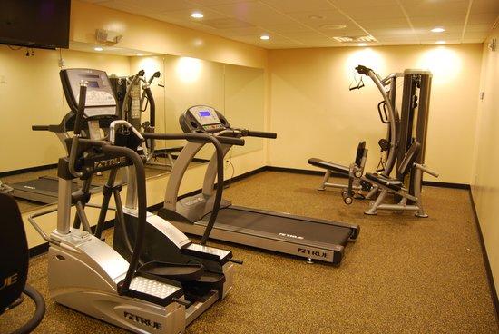BEST WESTERN PLUS Finger Lakes Inn & Suites: Fitness Center