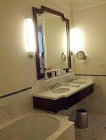 Belmond Copacabana Palace: Banheiro