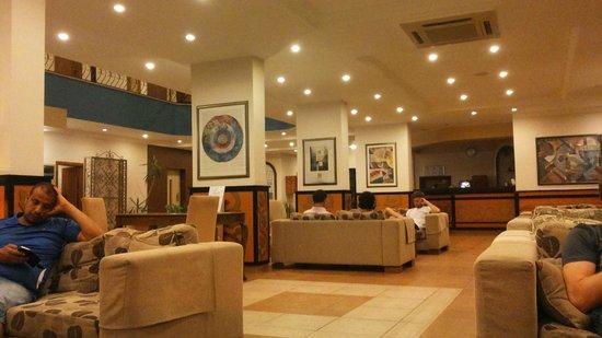 Titan Garden Hotel: lounge