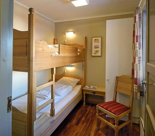 Birkebeineren Hotel & Apartments: Bedroom Apartments /Photo: Kirsti Hovde
