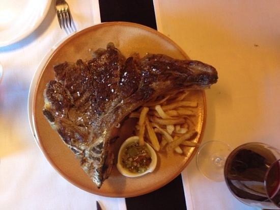 Restaurante La Bruja: Chuletón de Ávila