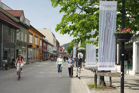 Restaurants in Lillehammer