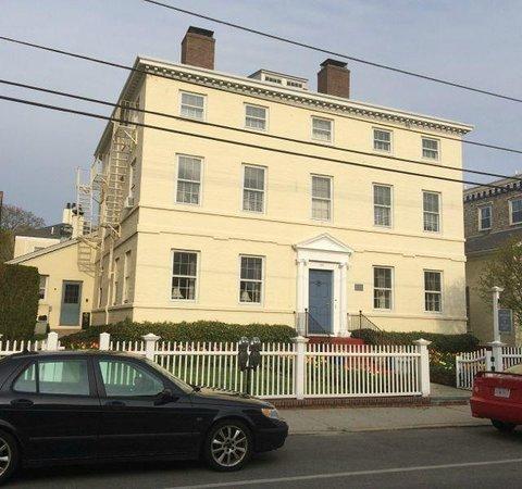 Francis Malbone House Inn: Francis Malbone House, Newport, RI