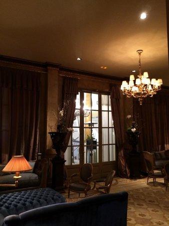 El Palace Hotel : отель