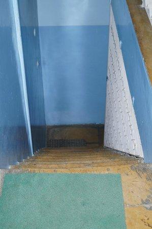 Hotel Akashdeep : Stairs
