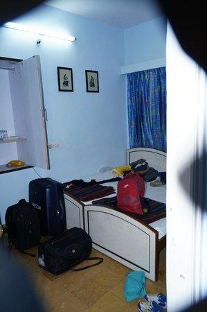 Hotel Akashdeep : Room