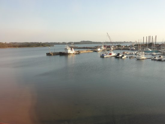 Protea Hotel by Marriott Richards Bay Waterfront : view from hotel window