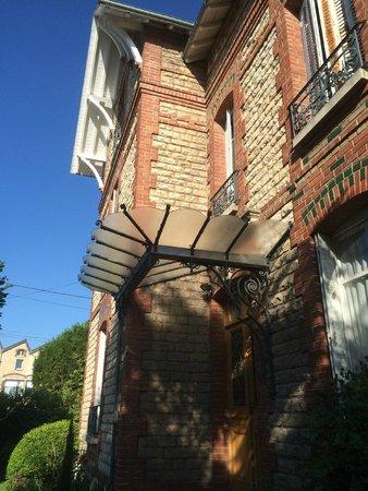 La Framboisine : La maison