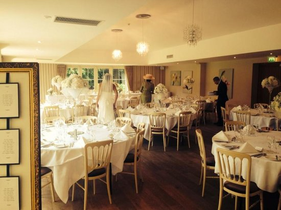 Kelham House Country Manor Hotel: Recption Room