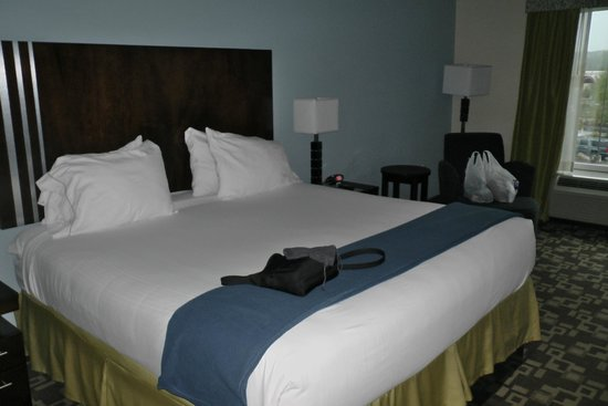 Holiday Inn Express & Suites Atlanta Airport West - Camp Creek: Bett