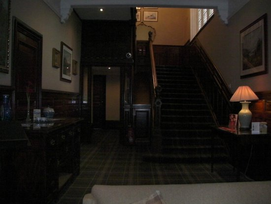 Huntingtower Hotel: Lounge area