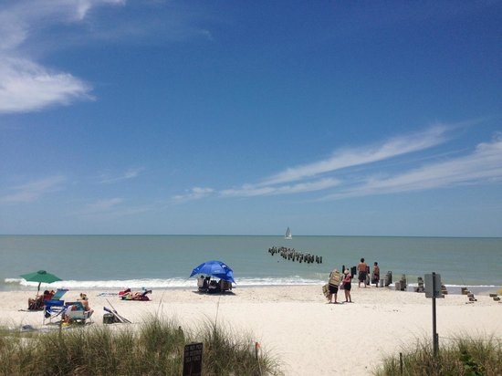 Lemon Tree Inn : Strand ein paar Minuten mit dem Rad vom Hotel