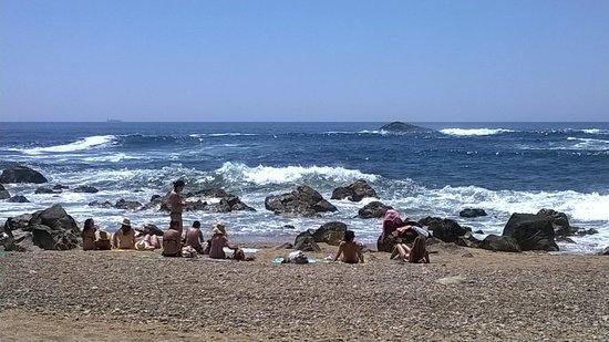 Praia da Luz: het uitzicht