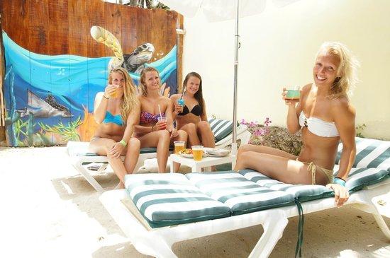 Playa Uvas : Drinks