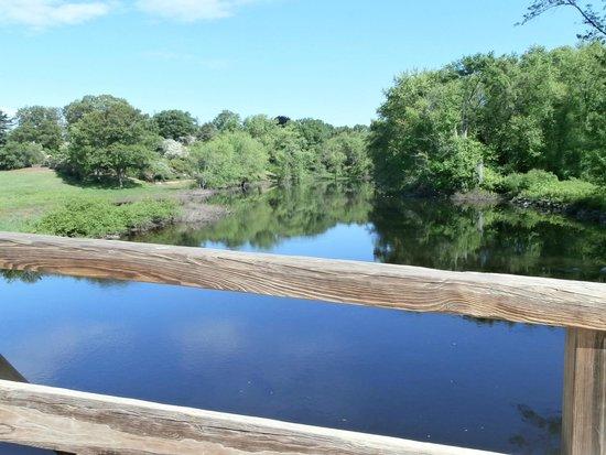 North Bridge: Il fiume Concord
