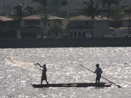Arraial D'Ajuda Eco Resort: Vista do rio