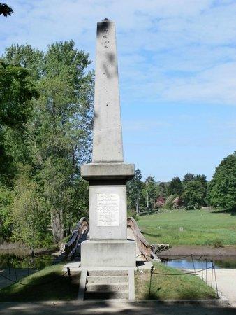 North Bridge: sito della battaglia