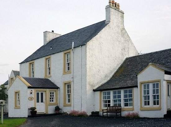 Glenegedale Guest House: Glenegedale House