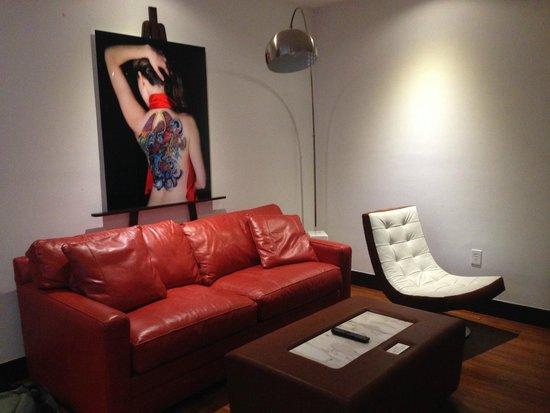 Room Mate Lord Balfour : Sala de estar