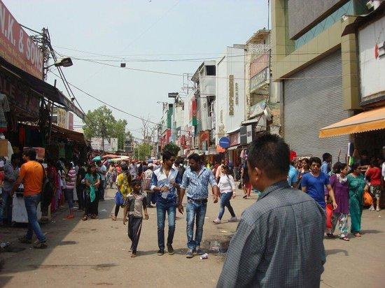 Lajpat Nagar Central Market